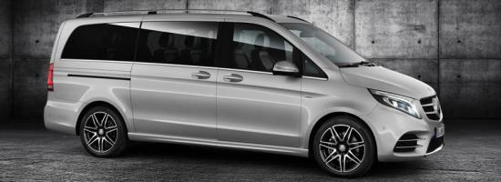Private door-to-door minivan and minibus transfers from Vienna Airport (VIE) to Bratislava city (all areas)
